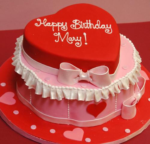 Buy Online Valentine Birthday Cake Birthday Cakes