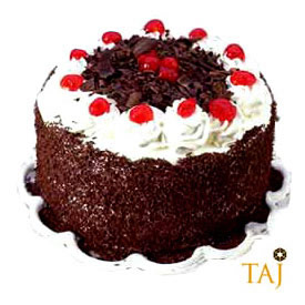 Special Black Forest Birthday Cake