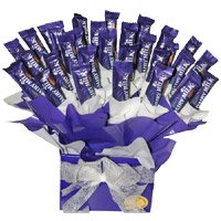 Dairy Milk Chocolate Bouquet 32 Chocolates