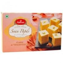 1 kg Pack of Haldirams Soan Papdi Vanaspati