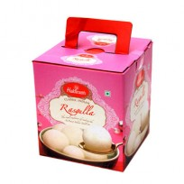 1 Kg White Rasgulla From Haldiram