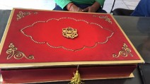 Wedding bhaji Box, Shagun Box, Bayna, cholia
