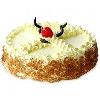 2 Kg Butter Scotch Cake