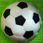3.5 Kg Football Cake