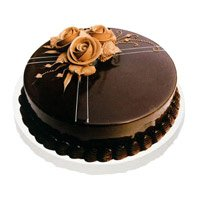 500 gm Chocolate Truffle Cake
