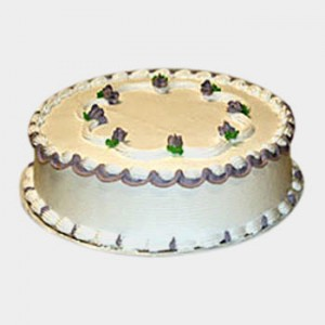 12 Kg vanilla cake