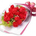 15 Red Carnations exclusive Bunch to Impress someone