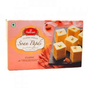 500 Gm Pack of Haldirams Soan Papdi Vanaspati