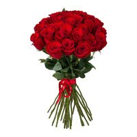 Red Roses Bouquet 36 Flowers