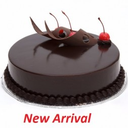 Christmas, truffle, cake, new year cake