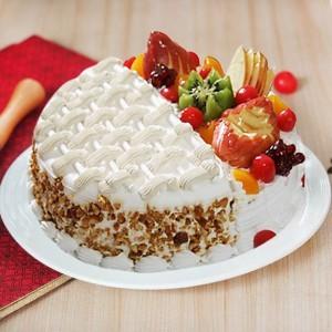 1 kg Vanilla N Fruit Cake