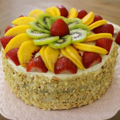 1 kg Nutty Fruit Cake