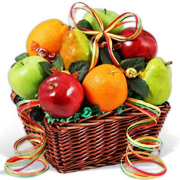 3 KG Exotic Fresh Fruit Basket