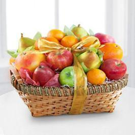 3 KG Mix Fresh Fruit Basket