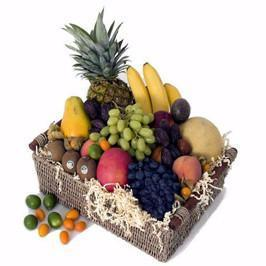 10 KG Big Mix Fresh Fruit Basket
