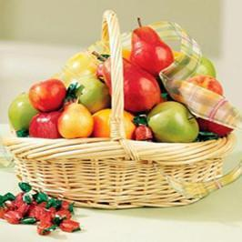 4 kg Mix Fresh Fruit Basket