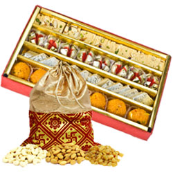 Haldirams Sweets and Dry Fruits
