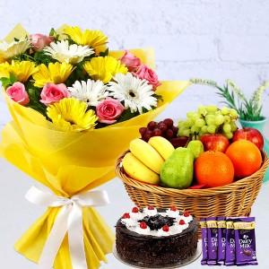 lovely Sweet Mumz Gift Hamper