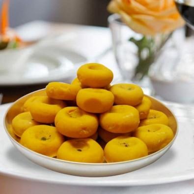 sweet-sweet 500gms Haldirams Kesaria Pedas