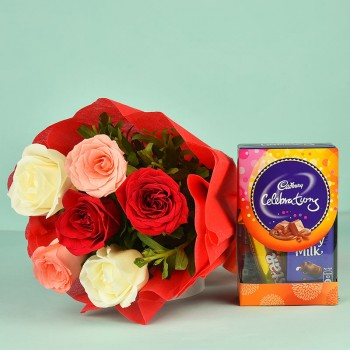 6 Chocolate and Rose Fusion