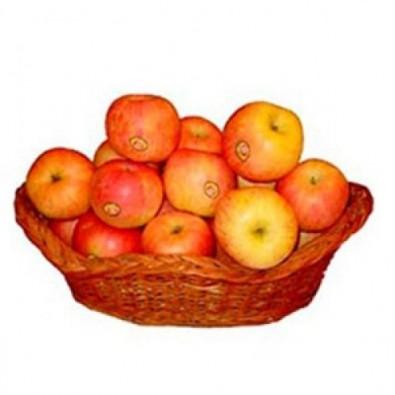 2 Kg Fresh Apple Basket