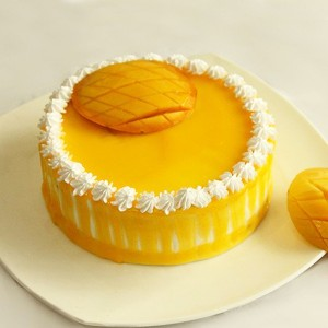 Dainty Mango Cake