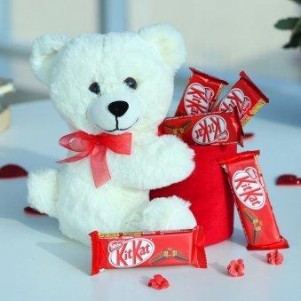 Crunchy Kitkat Bear