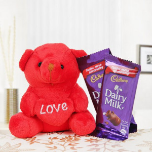 Cadbury sweet  Love