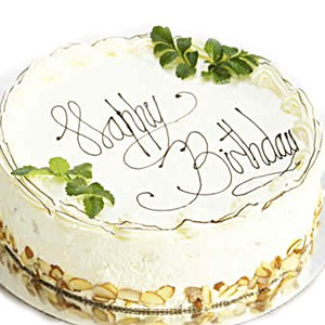 Special Birthday Cake - 1 Kg(On Two Days Prior Order) From Five Star Hotel