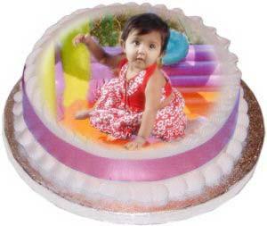 2 Kg Photo Cake