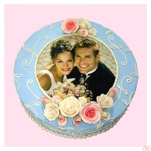 2 Kg Special Photo Cake