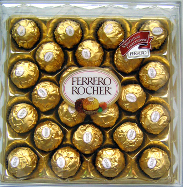 Ferrero Rocher 24Pc. Box