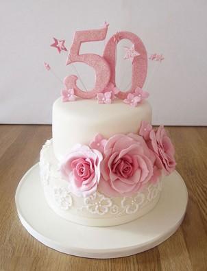 50th Pine Apple Cake