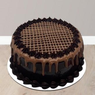 500 gms CHOCOLATE DELIGHT CAKE