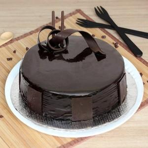 1 Kg Chocolate Truffle Cake