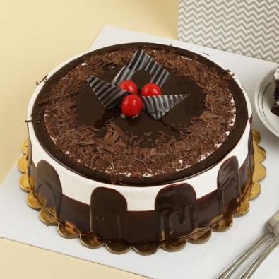 500gms German Black Forest Cake