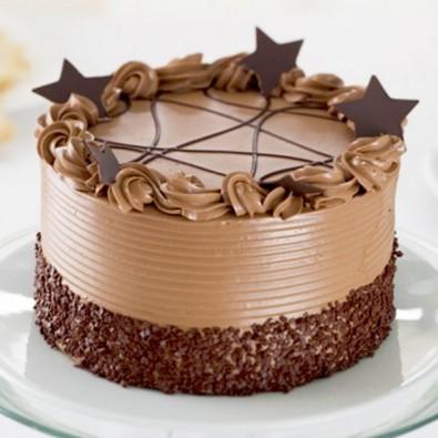 500 gms Coffee Chocochip Cake
