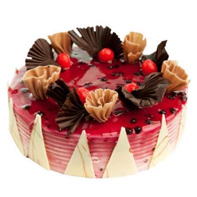 500 gm Special Blueberry Cake