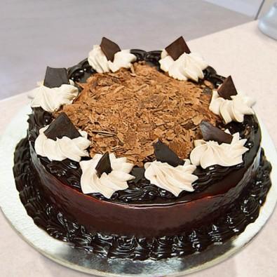 Exotic Chocolate  Cake