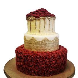 3.5Kg Golden Jubilee Cake