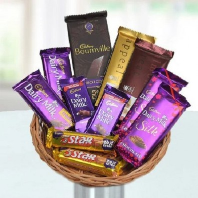 Traditional Chocolate Basket