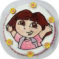 3.0 Kg Dora Cakes