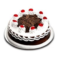 500 gm Black Forest Cake