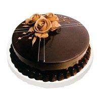 500 gm Chocolate Truffle Cake