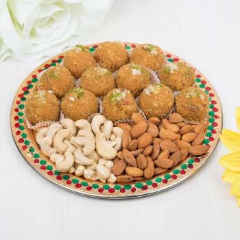 sweet-Sweet thali