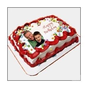 2 Kg Special Photo Creamy Cake