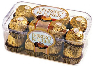Ferrero Rocher 16Pc. Box