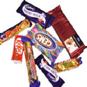 10 Mixed Brand Chocolates