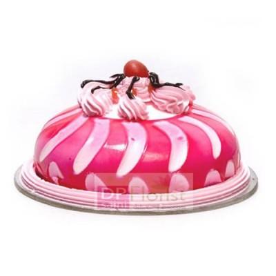 12 Kg Strawberry Cake