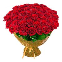 Red Roses Bouquet 100 Flowers